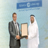 Volga-Dnepr Gulf was honoured as the winner in SAIF Zone Excellence Awards